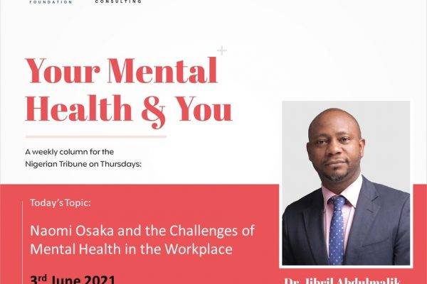 Naomi Osaka and the Challenges of Mental Health in the Workplace