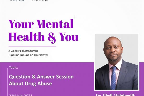 Question & Answer Session About Drug Abuse