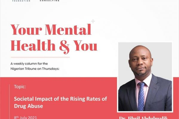 Societal Impact of the Rising Rates of Drug Abuse